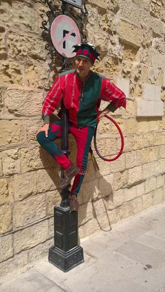 Fabius a Malta